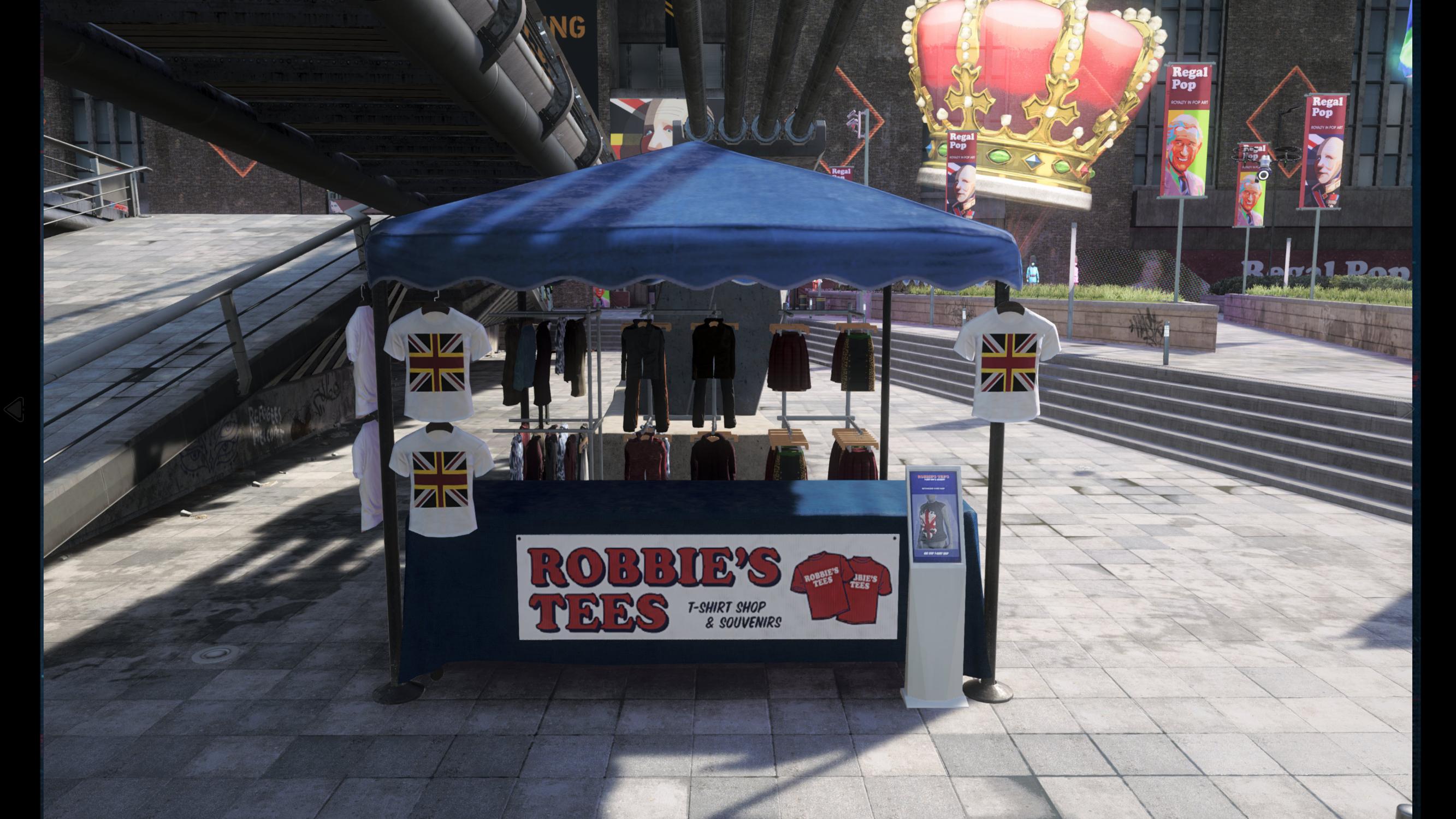 ROBBIE'S TEE'S