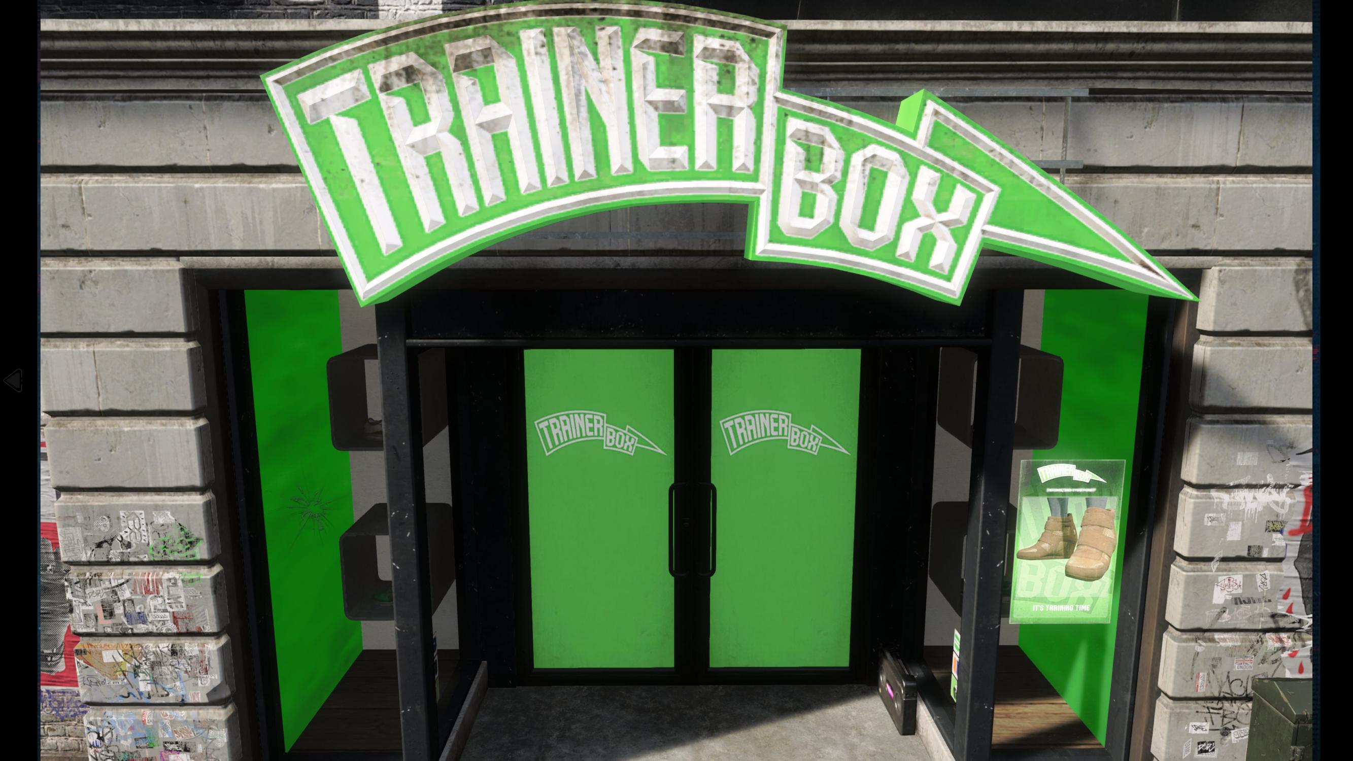TRAINER BOX