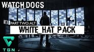 Watch Dogs White Hat Pack Add On Part Two ALT