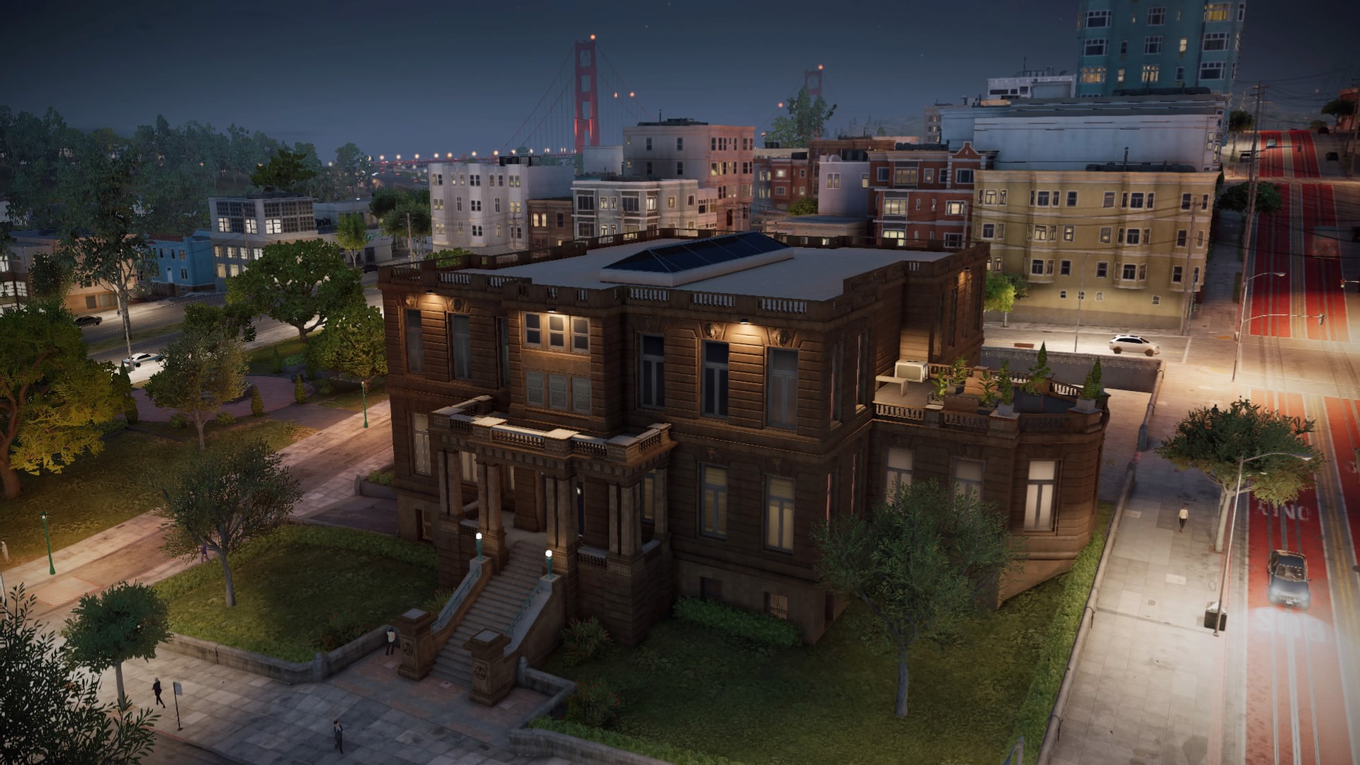New Dawn Headquarters