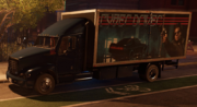 Cyberdriver Flatbed