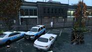 Watch Dogs - Secret Police Car