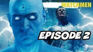Watchmen Episode 2 HBO - TOP 10 WTF and Easter Eggs