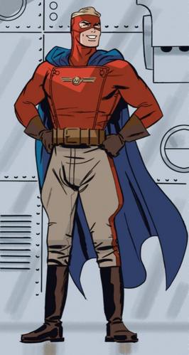 Captain Metropolis