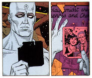 Doctor Manhattan remembers his past