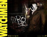 Rorschach Wallpaper