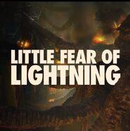 Little Fear of Lightning Title Card
