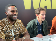 Autograph Signing Watchmen NYCC 2019 04
