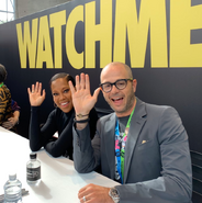 Autograph Signing Watchmen NYCC 2019 05