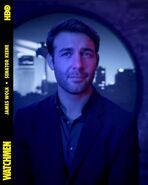 James Wolk is Senator Joe Keene