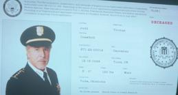 Judd Thomas Crawford FBI Database in S 1 E 3