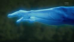 S1e8 glowy hands