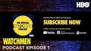 The Official Watchmen Podcast Episode 1 HBO