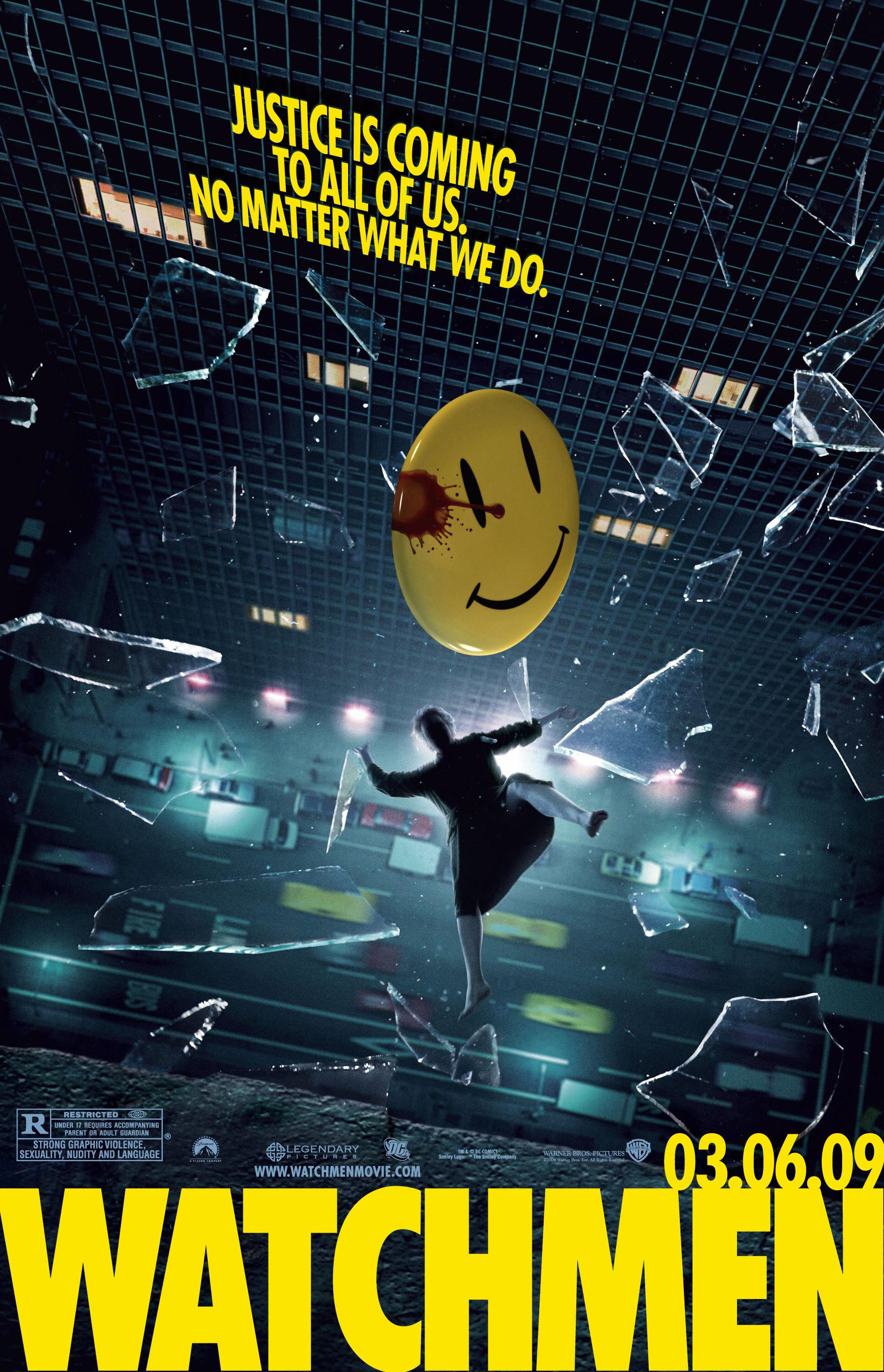 Watchmen 2009 Film Watchmen Wiki Fandom