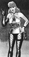 Sally Jupiter Silk Spectre