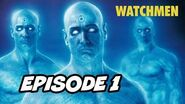 Watchmen Episode 1 HBO - TOP 10 WTF and Easter Eggs