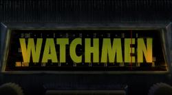 Watchmen Logo in S 1 E 5 Little Fear of Lightning