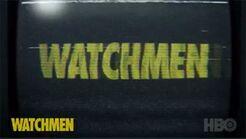 Watchmen Logo in S1 E 7 An AlmostReligious Awe
