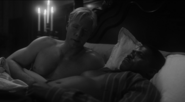 Nelson in bed with a young Will in S1 E6
