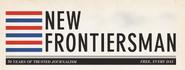New Frontiersman (logo) - Watchmen