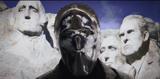 Mount Rushmore in Watchmen Universe