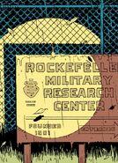 Rockefeller Military Research Center
