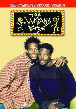 Wayans Bros - Season 2 DVD.jpg
