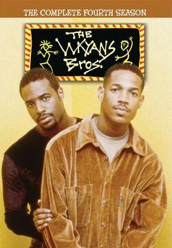 Wayans Bros - Season 4 DVD.jpg