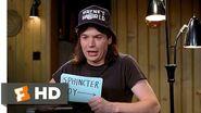 Wayne's World (9 10) Movie CLIP - Sphincter Boy (1992) HD