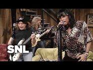 Wayne's World- Aerosmith - SNL
