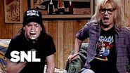 Wayne's World At the Movies - SNL
