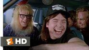 Wayne's World 2 (1 10) Movie CLIP - Fast Food Order (1993) HD
