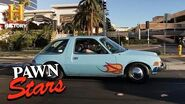 Pawn Stars Excellent Wayne's World Car! Party Time! (Season 14) History