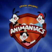 WB Animaniacs Yakko PVC Open Arms Warner Brothers Looney Tunes NEW