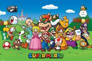 MarioPoster2D