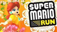 Super Mario Run Daisy gameplay, Toad Rally and Headphones!