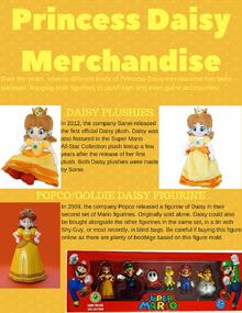 Copy of Princess Daisy Merchandise.png
