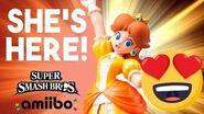 Daisy's Super Smash Bros