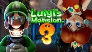 THEORY DAISY IN LUIGI'S MANSION 3?? 😱👻