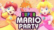 Super Mario Party ROYAL BESTIES Play Puzzle Huslte!