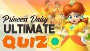 Ultimate Daisy Quiz!