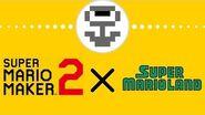 Super Mario Maker 2 - Superball Flower theme 🎵