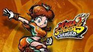 Super Mario Strikers Daisy Voice Rafa Nintendo