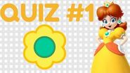 How much do you know princess Daisy? (We Are Daisy GAMES)