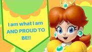 I am what I am!! - Princess Daisy tribute