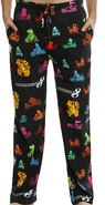MK8 pajama pants