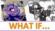Theory How Waluigi could have been replaced by Tatanga
