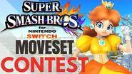 Smash Daisy Moveset Contest!