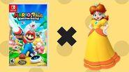 We want Daisy in Mario Rabbids Kingdom Battle!