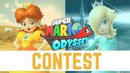 Super Mario Odyssey DLC Contest!